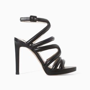 Zara Basic Collection Black Heels